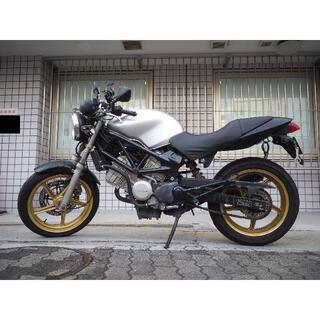 ホンダ - ホンダ VTR250 キャリア付 キャブ バイク便にも!
