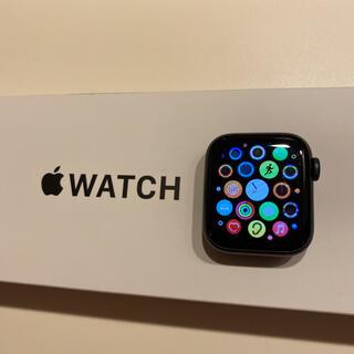 Apple - Apple Watch SE Cellularモデル 40mm バッテリー99%
