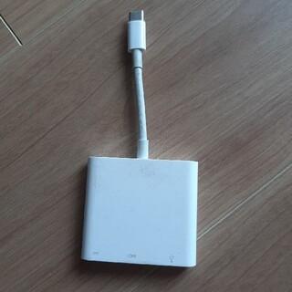 Apple - apple mac HDMIケーブル usb