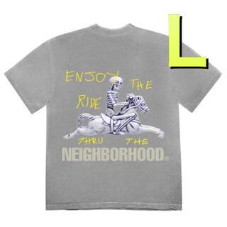 ネイバーフッド(NEIGHBORHOOD)のネイバーフッド カクタスジャック トラヴィススコット コラボ Tシャツ(Tシャツ/カットソー(半袖/袖なし))