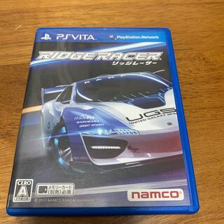 プレイステーションヴィータ(PlayStation Vita)のリッジレーサー Vita(携帯用ゲームソフト)