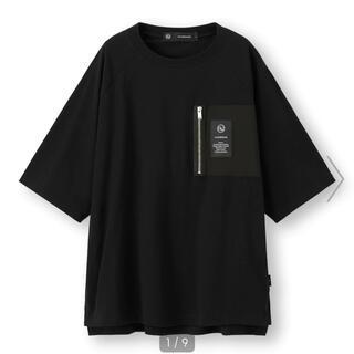 UNDERCOVER - GU x undercover Tシャツ L ブラック