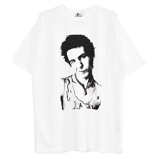 HYSTERIC GLAMOUR - HYSTERIC GLAMOUR DM/SYD 1977 Tシャツ/WHITE