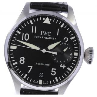 インターナショナルウォッチカンパニー(IWC)の☆良品 IWC ビッグ パイロットウォッチ  IW501001 メンズ 【中古】(腕時計(アナログ))