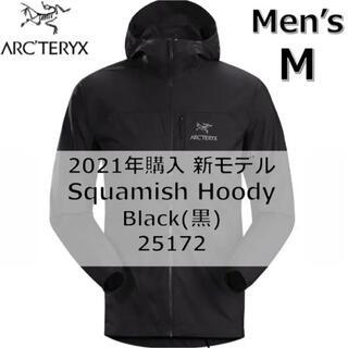 ARC'TERYX - 【新品】 アークテリクス スコーミッシュフーディ ブラック Mサイズ
