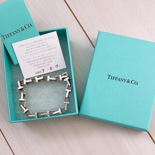 ティファニー(Tiffany & Co.)のティファニーT チェーンブラ(ブレスレット/バングル)