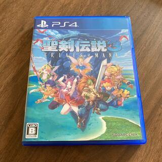 PlayStation4 - 聖剣伝説3 トライアルズ オブ マナ PS4 中古