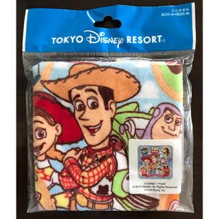 ディズニー(Disney)の新品 東京ディズニーランド トイストーリー タオル ハンカチ(ハンカチ)