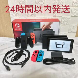 ニンテンドースイッチ(Nintendo Switch)のNintendo Switch 本体 (家庭用ゲーム機本体)