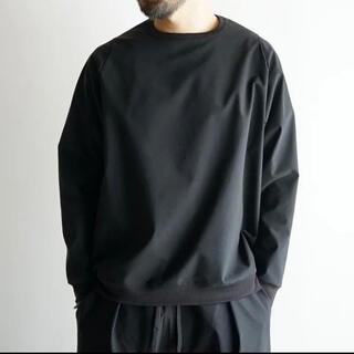 COMOLI - 新品 TEATORA cartridge sweater ソロモジュール