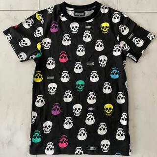 チャビーギャング(CHUBBYGANG)のCHUBBYGANG チビーギャング Tシャツ XSサイズ(Tシャツ/カットソー)