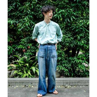 Levi's - きうてぃさん着用 50年納品 ビンテージ U.S.NAVY デニムセーラーパンツ