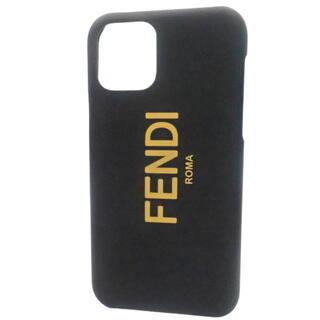 フェンディ IPHONE 11 PROケース ブラック黒 40800072613