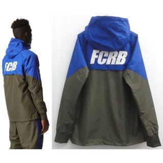エフシーアールビー(F.C.R.B.)のFCRB 20AW VENTILATION TRACK JACKET ジャケット(ナイロンジャケット)