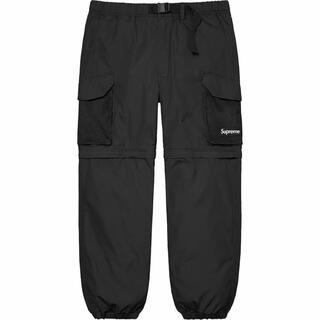 Supreme - Mesh Pocket Belted Cargo Pant