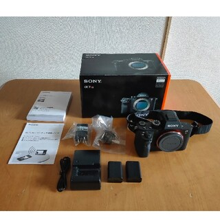 SONY - SONY α7R II ILCE-7RM2 美品
