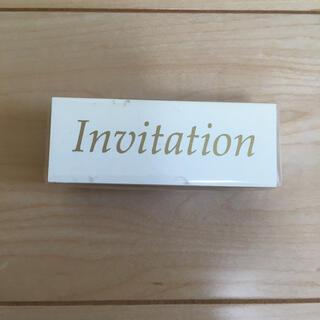 インビテーション invitation  スタンプ アメリカンアートクラブ