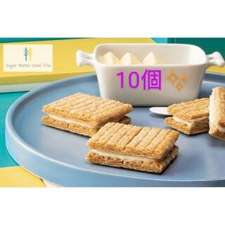 シュガーバターサンドの木(菓子/デザート)
