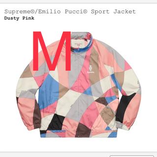 Supreme - 【M】Supreme EMILIO PUCCI Sport Jacket新品