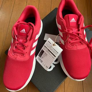 アディダス(adidas)の【新品、未使用】adidas ランニングシューズ 25.5㎝(シューズ)