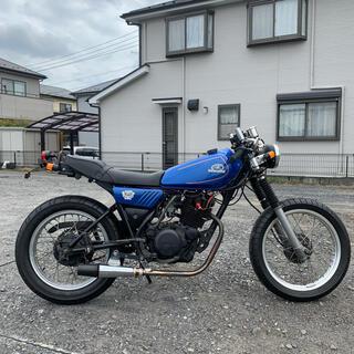 1980年式 ヤマハ XT250 3y5  とても調子良いです