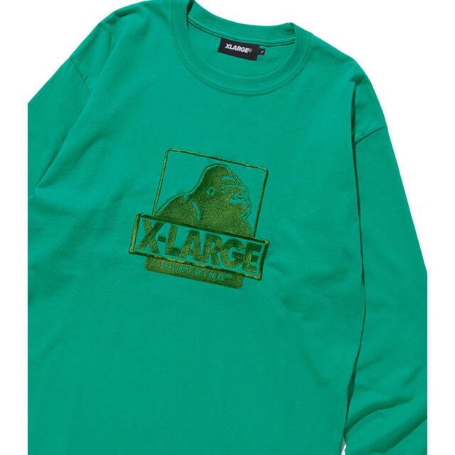 XLARGE(エクストララージ)のxlarge ロングスリーブTシャツ メンズのトップス(Tシャツ/カットソー(七分/長袖))の商品写真