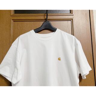 carhartt - Carhartt メンズ M 白 白TシャツCarhartt大阪店で購入