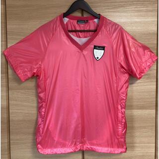 カッパ(Kappa)のkappa カッパ スニード 半袖 ピンク サイズL(ウエア)