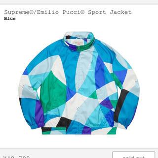 Supreme - 【L】Supreme®/Emilio Pucci® Sport Jacket 青
