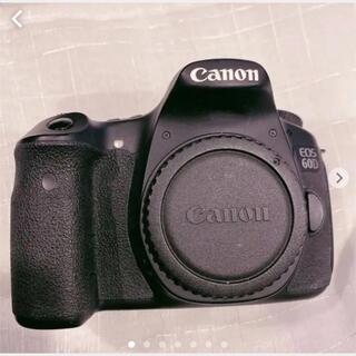 Canon - 本日限定出品!Canon EOS 60D 本体のみ 美品