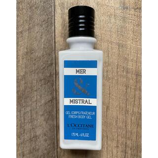 ロクシタン(L'OCCITANE)のロクシタン メールミストラル ボディジェル175ml(ボディローション/ミルク)