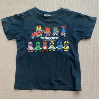 バンダイ(BANDAI)の仮面ライダー&シンケンジャーTシャツ 110(Tシャツ/カットソー)
