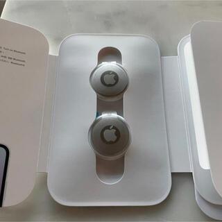 アップル(Apple)のApple AirTag   新品未使用 2個セット  ※本体のみ  (その他)