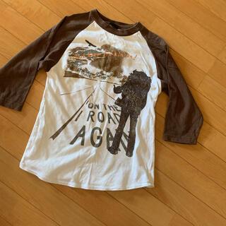 ゴーヘンプ(GO HEMP)のSLOW TURTLE スロータートル ラグランTシャツ(Tシャツ/カットソー(七分/長袖))