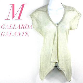 ガリャルダガランテ(GALLARDA GALANTE)のGALLARDA GALANTE ガリャルダガランテ 緑 グリーン 春 肌着(カットソー(半袖/袖なし))