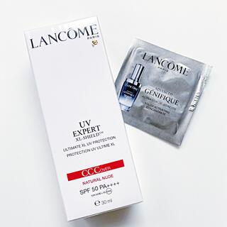 ランコム(LANCOME)の新品✴︎ ランコム UVエクスペール XL CCC 03 ナチュラルヌード(化粧下地)