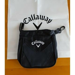 Callaway Golf - キャロウェイ ポーチ (黒色)