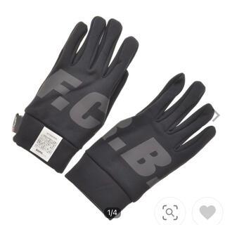エフシーアールビー(F.C.R.B.)のPOLARTECR FLEECE REFLECTIVE TOUCH GLOVE (手袋)