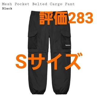 Supreme - Supreme☆Mesh Pocket Belted Cargo Pantカーゴ