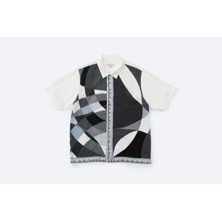 シュプリーム(Supreme)のSupreme Emilio Pucci S/S Shirt Black 黒(シャツ)