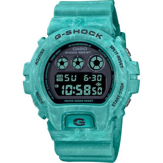 G-SHOCK(ジーショック)の超人気モデル カシオ G-SHOCK DW-6900WS-2JF メンズの時計(腕時計(デジタル))の商品写真