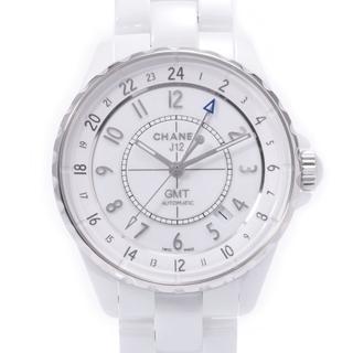 シャネル(CHANEL)のシャネル  J12 38mm GMT 腕時計(腕時計(アナログ))