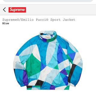 EMILIO PUCCI - Supreme emilio pucci sports jacket
