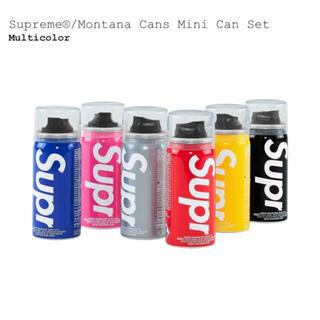 シュプリーム(Supreme)のSupreme Montana Cans Mini Can Set (その他)