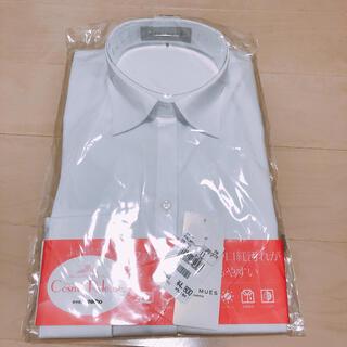 アオキ(AOKI)のAOKI  les muse ブラウス ワイシャツ(シャツ/ブラウス(長袖/七分))