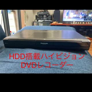 Panasonic - HDD搭載ハイビジョンDVDレコーダー DMR-XW100