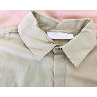 クロエ(Chloe)の【断捨離セール中】 Chloe シャツ(Tシャツ(半袖/袖なし))