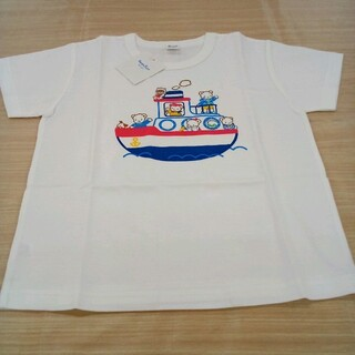 familiar - 新品未使用 120cm 半袖 Tシャツ 02MN06121456
