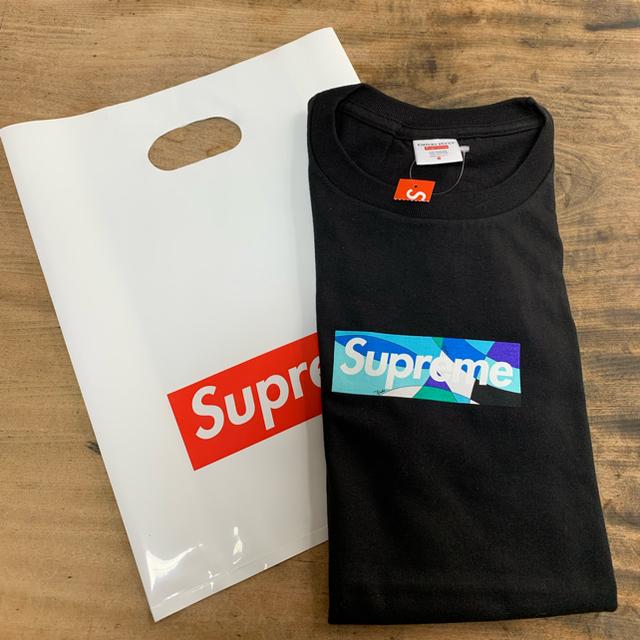 Supreme(シュプリーム)のSupreme Box Logo Tee Emilio pucci  メンズのトップス(Tシャツ/カットソー(半袖/袖なし))の商品写真