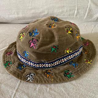 チャムス(CHUMS)の帽子 ハット グレイトフルデッド ベア   go slow caravan(ハット)
